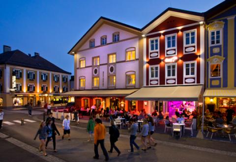 Extragolf das reisearchiv im internet for Design hotel salzkammergut